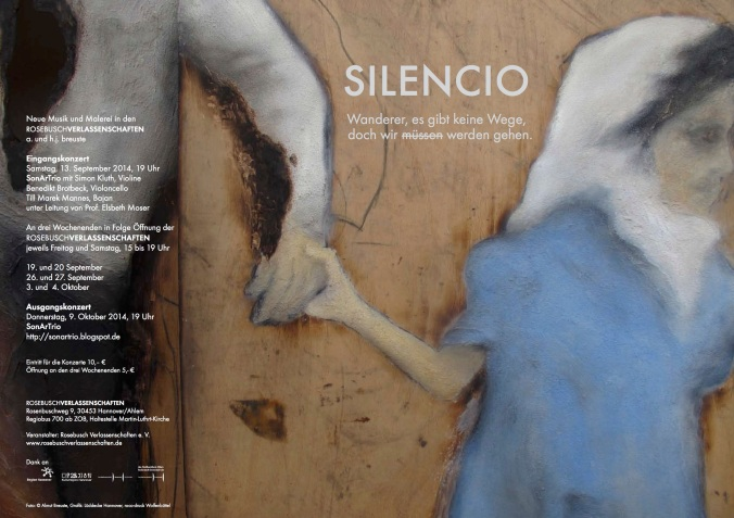 Silencio_Plakat